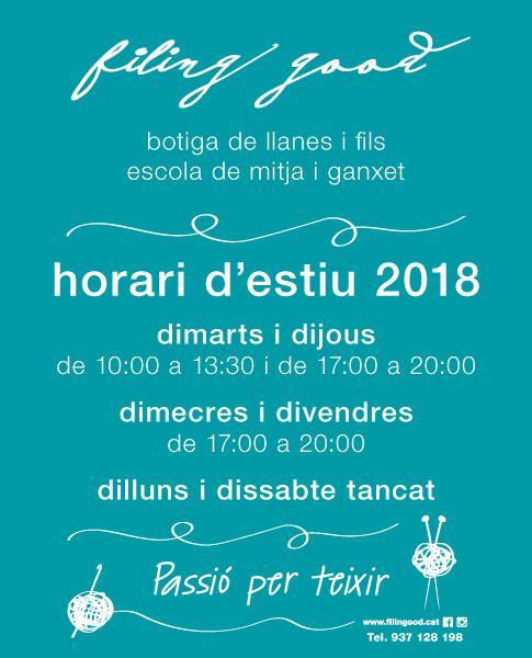 Horari-Estiu-2018